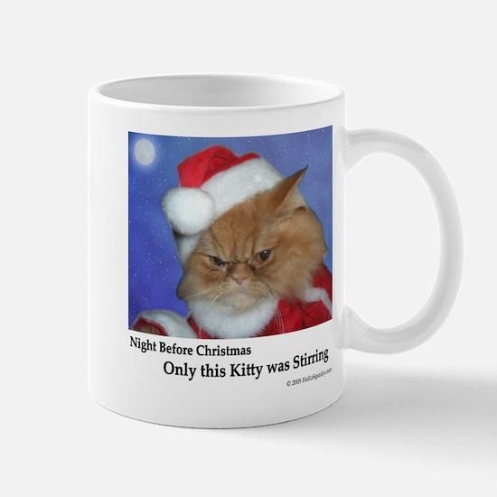 Santa Squishy Mug