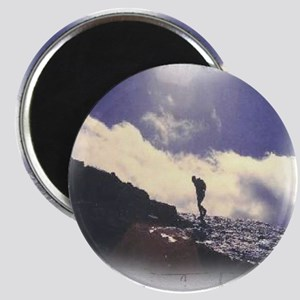 Lone Hiker Magnet