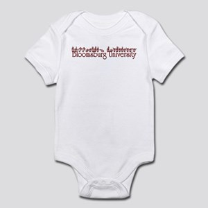 Bloomsburg University Infant Bodysuit