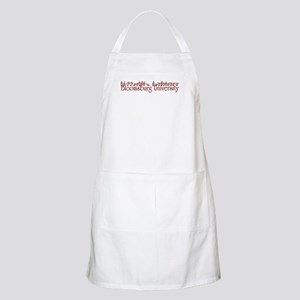 Bloomsburg University Apron