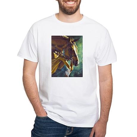 SCOPE White T-Shirt