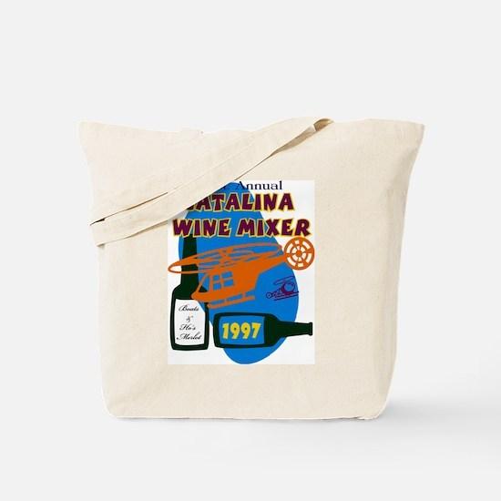 Unique Catalina wine mixer Tote Bag