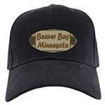 Beaver Bay Minnesota Loon Black Cap