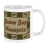 Beaver Bay Minnesota Loon Mug