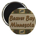 Beaver Bay Minnesota Loon 2.25