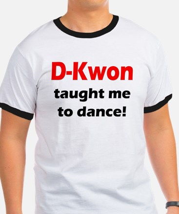 """""""D-Kwon taught me to dance!"""" T"""