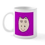 Happy Cute Hippo Mug / Cup