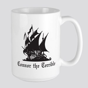 Connor the Terrible Large Mug