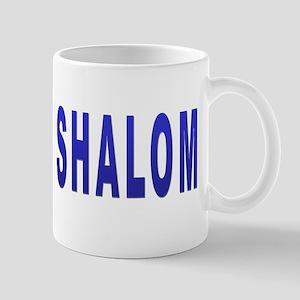 JEWISH SHALOM HEBREW Mug