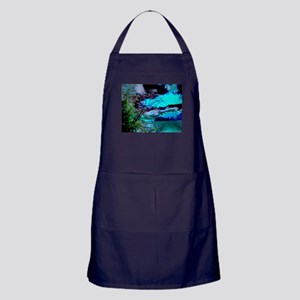 Lake Whatcom Fantasy Apron (dark)