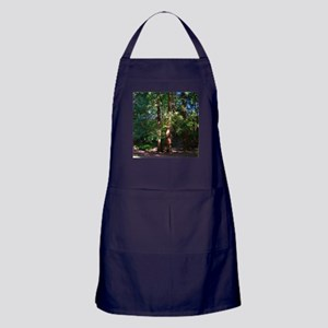 Cornwall Park Trees Apron (dark)