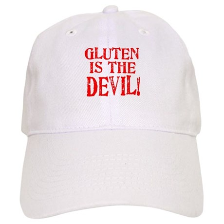 Gluten Is The Devil Cap