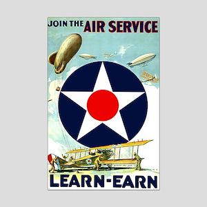 Air Service 1 Mini Poster Print