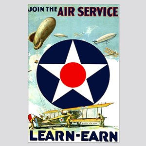 Air Service 1 Large Poster