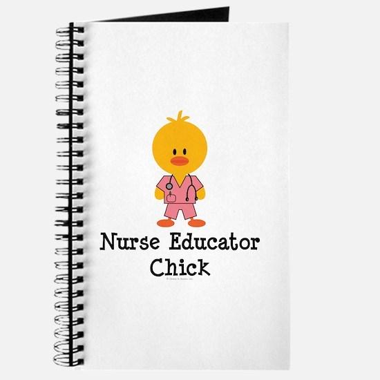 Nurse Educator Chick Journal