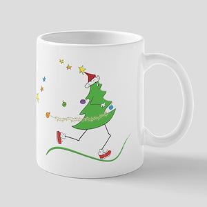 Christmas Tree Runner © Mug
