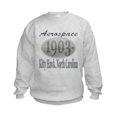 AEROSPACE1903a Kids Sweatshirt