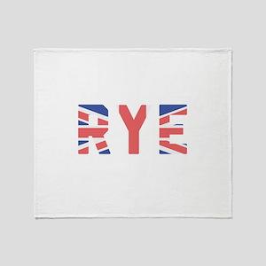 Rye Throw Blanket