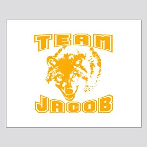 Team Jacob ~ Gold Small Poster