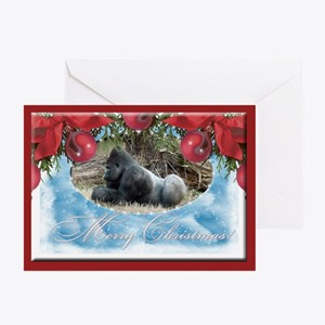 Gorilla Greeting Cards (Pk of 10)