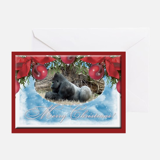 Gorilla Greeting Cards (Pk of 10)