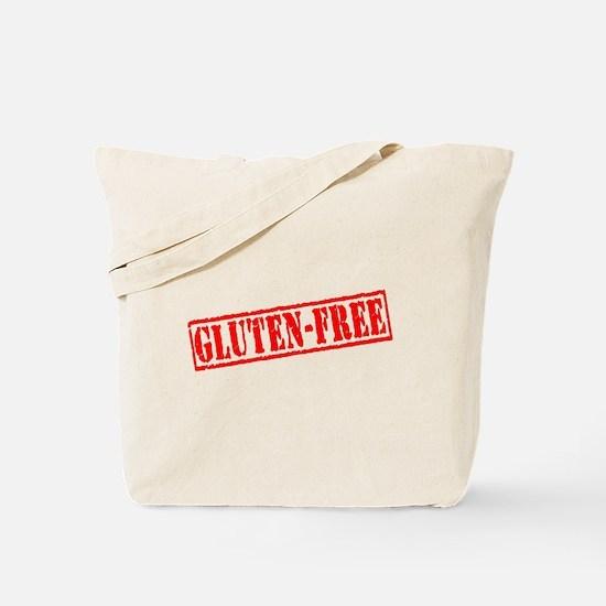 Gluten Free Stamp Tote Bag