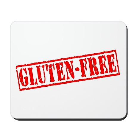 Gluten Free Stamp Mousepad