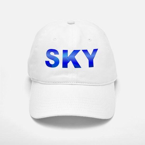 Blue SKYCap