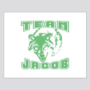 Team Jacob ~ Moss Small Poster
