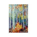 Birch Forest Magnets