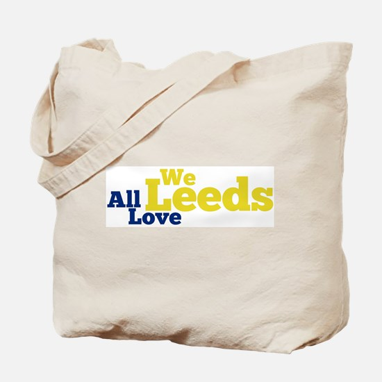 Cool Leeds Tote Bag