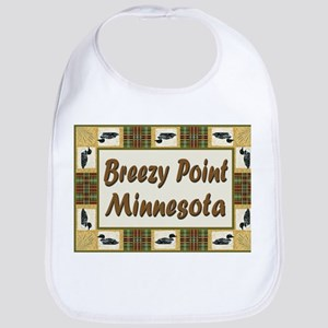 Breezy Point Loon Bib