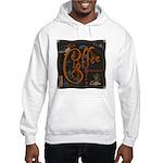 Coffee Spice Hooded Sweatshirt