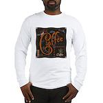 Coffee Spice Long Sleeve T-Shirt