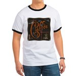Coffee Spice Ringer T