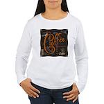 Coffee Spice Women's Long Sleeve T-Shirt