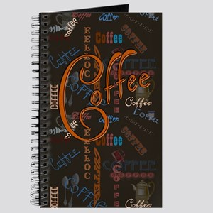 Coffee Spice Journal