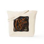 Coffee Spice Tote Bag