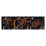 Coffee Spice Bumper Sticker (50 pk)