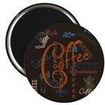 Coffee Spice Magnet
