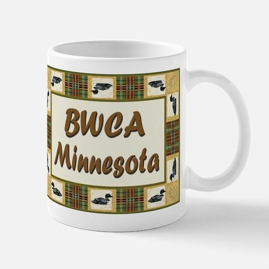 BWCA Loon Mug
