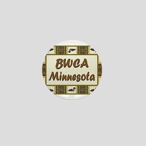 BWCA Loon Mini Button