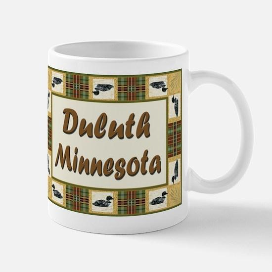 Duluth Loon Mug