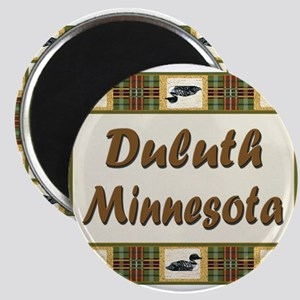 Duluth Loon Magnet