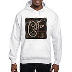 Coffee Mocha Hooded Sweatshirt