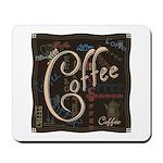 Coffee Mocha Mousepad