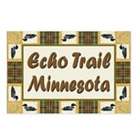 Echo Trail Loon Postcards (Package of 8)