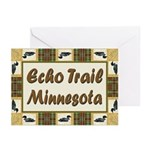Echo Trail Loon Greeting Cards (Pk of 20)