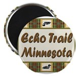 Echo Trail Loon Magnet