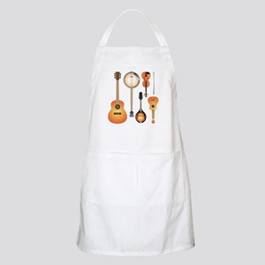 String Instruments Apron